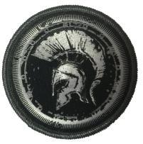 """Molon Labe - Helmet - 3"""" Circle Tactical Morale Patch"""