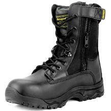HANAGAL Men's Escalade Tactical Boots Black