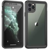 ALOFOX Designed for iPhone 11 Pro Max Case, 360 Full-Body Protector Real Heavy Duty Rugged Shockproof Dustproof Case Support Wireless Charging for iPhone 11 Pro Max 6.5 inch