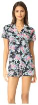Cosabella Women's Maternity Bella Print Shortsleeve & Short Pj Set