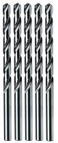 Irwin Tools 81145 No. 45 Bright 118-Degree Jobber Lengthier, Pack of 5