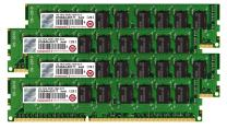 Transcend 16GB Jet Memory (4GB x 4 Kit) DDR3- 1866 ECC Unbuffered DIMM 1Rx8 For Mac Pro Late 2013 (TS16GJMA545H)