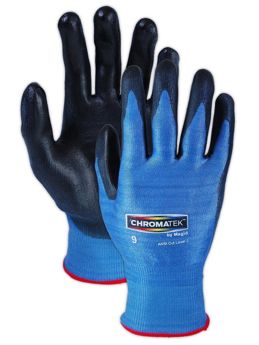 Magid ROC31T Chromatek ANSI Cut Level 2 Glove, X-Large