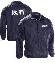 Choice4ever VOS Security 100% Taffeta Nylon Water Resistant Lightweight Windbreaker