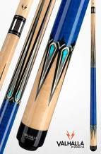 "Viking Valhalla Pool Cue 58"" Billiards Stick Pick Your Design Ultimate Series"