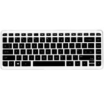 Lapogy Keyboard Cover Skin for HP Stream 14 Inch Laptop,HP Stream 14-ax Series,14 inch HP Pavilion 14-ab 14-ac 14-ad 14-al 14-an Series,14-ab010 14-ab166us 14-ac159nr 14-al062nr 14-an010nr (Black)