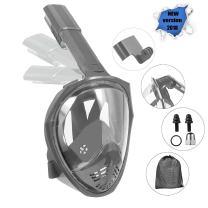 KUSKY Full Face Snorkel Mask