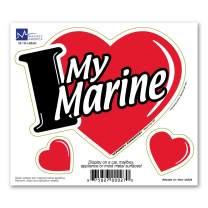 I Love My Marine 3-in-1 Magnet