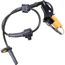 AIP Electronics ABS Anti-Lock Brake Wheel Speed Sensor Compatible Replacement For 2002-2006 Honda Cr-V Front Left Driver Oem Fit ABS237