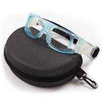 Poxas Basketball Football Soccer Sports Glasses Safety Glasses Sports Goggles PC Lens Protective Eye Glasses