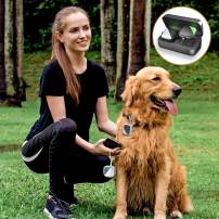 Pet GPS Tracker for Dogs,No Monthly fee, Real-Time Tracking Device for Multiple Pets (Tracker)