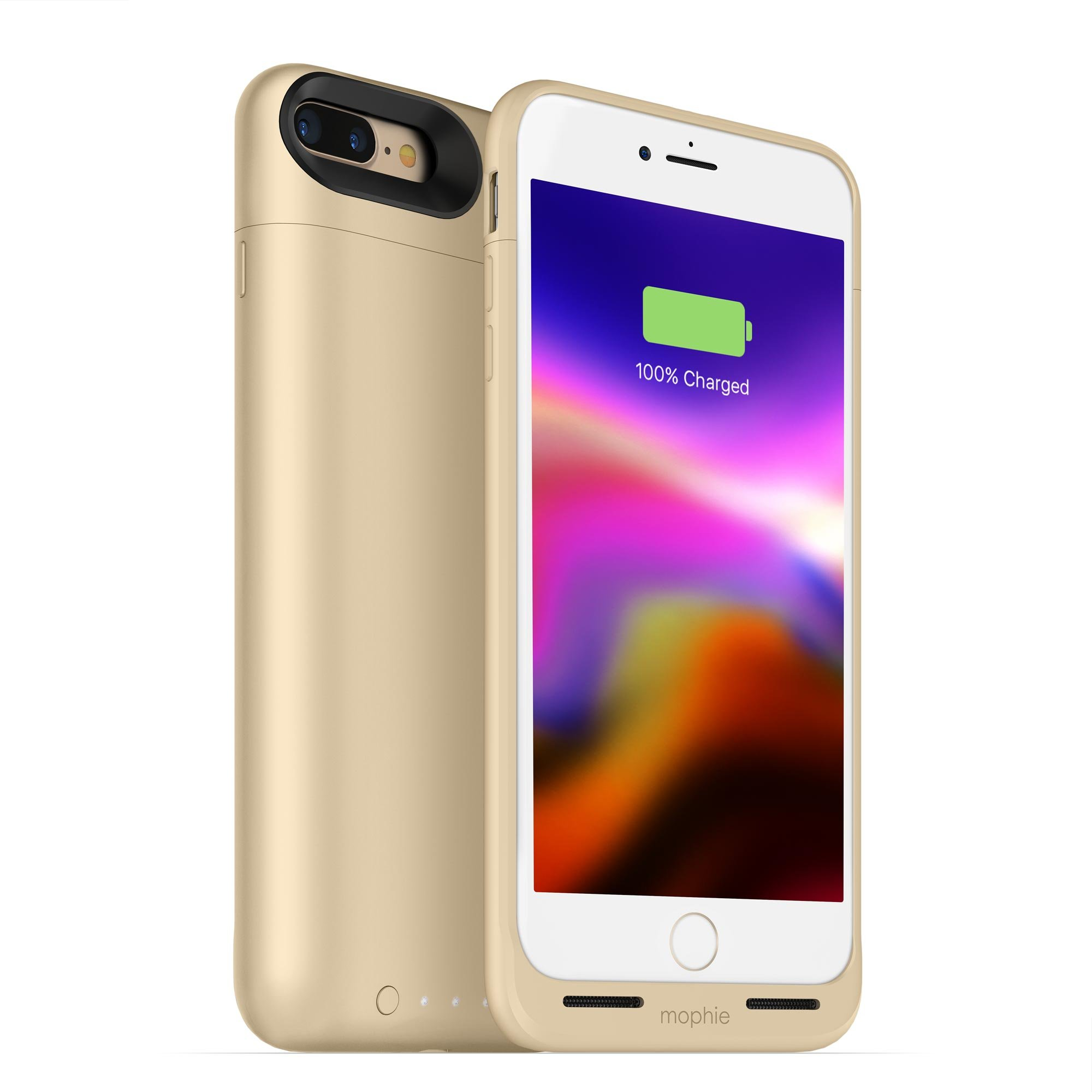Mophie Juice Pack Wireless Charge Force Wireless Power Wireless Charging Protective Battery Pack Case For Iphone 8 Gold Creators of the original juice pack battery. yoybuy