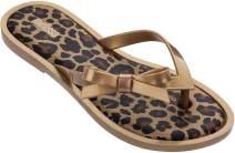 Melissa Womens Flip Flop Animal Sandal