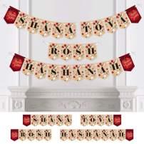 Rosh Hashanah - Jewish New Year Bunting Banner - Party Decorations - Shana Tova Rosh Hashanah