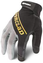 Ironclad BGW-06-XXL Gripworx Series Gloves, Black, Double Extra Large