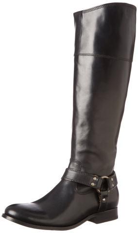 FRYE Women's Melissa Harness InSide-Zip Boot