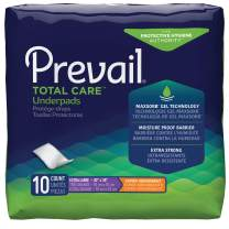 Prevail Incontinence Underpads, Super Absorbent