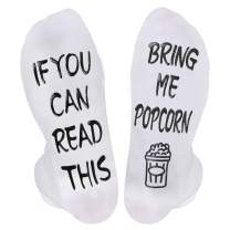 If You Can Read This Funny Saying Anti Skid Ankle Socks for Men Women