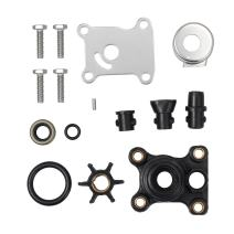 AUTOUTLET Impeller Water Pump Repair Kit for Johnson/Evinrude 394711 18-3327 9.9-15 HP Outboard Water Pump Kit with Housing