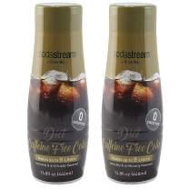 SodaStream Diet Caffeine Free Cola, 440ml 2 Pack, 14.8 Fl Oz