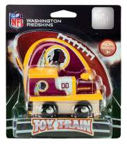 MasterPieces NFL Washington Redskins Real Wood Toy Train, For Ages 3+