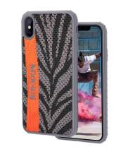 TGVi's Case for iPhone Xs Max Phone Cases 6.5 Inch, Anti-Slip, Shock Absorption, Overall Protection, Drop Resistance, Street Fashion Protective Cover Case for iPhone Xs Max, Gray