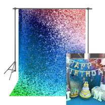 FUERMOR Background 5x7ft Colorful Photography Backdrop YouTube Photo Video Props GEFU853