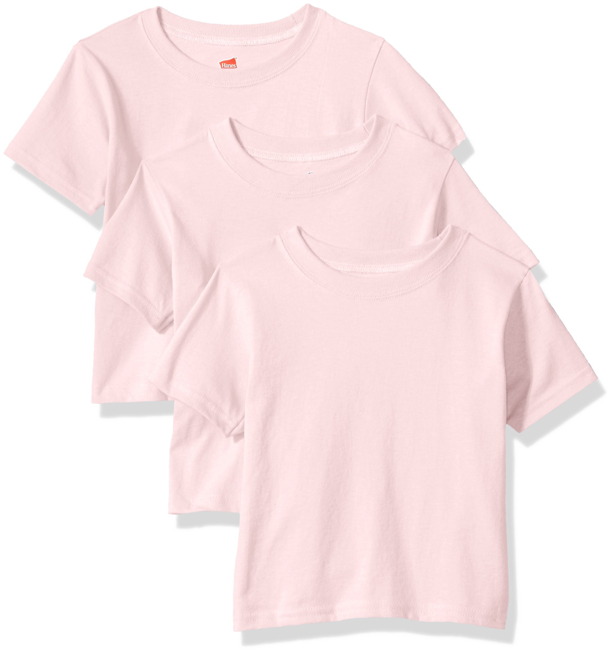Hanes Boys Toddler ComfortSoft Tee (Pack of 3)