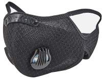 Everyday Essentials All-Purpose Fitness Training Mask with Activated Carbon Filter