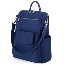 UTO Women Backpack Purse 3 ways Oxford Waterproof Cloth Nylon Ladies Rucksack Shoulder Bag 380