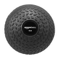 AmazonBasics Exercise Slam Ball, Arrow Grip