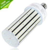 480V LED Corn Bulbs 100W Cob Light E39 Base 400W Metal Halide/HPS/HID Replacement, 347V Warehouse High Bay Shop Lights 5000K 13,500LM for Street Area Shoebox Parking Lot Road Lighting Canopy Retrofit