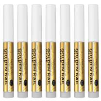 7 pcs Nail Tip Glue - Adhesive Super Bond For Acrylic Nails Tips - 0.07 oz for each glue