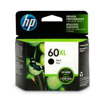 HP 60XL | Ink Cartridge | Black | CC641WN