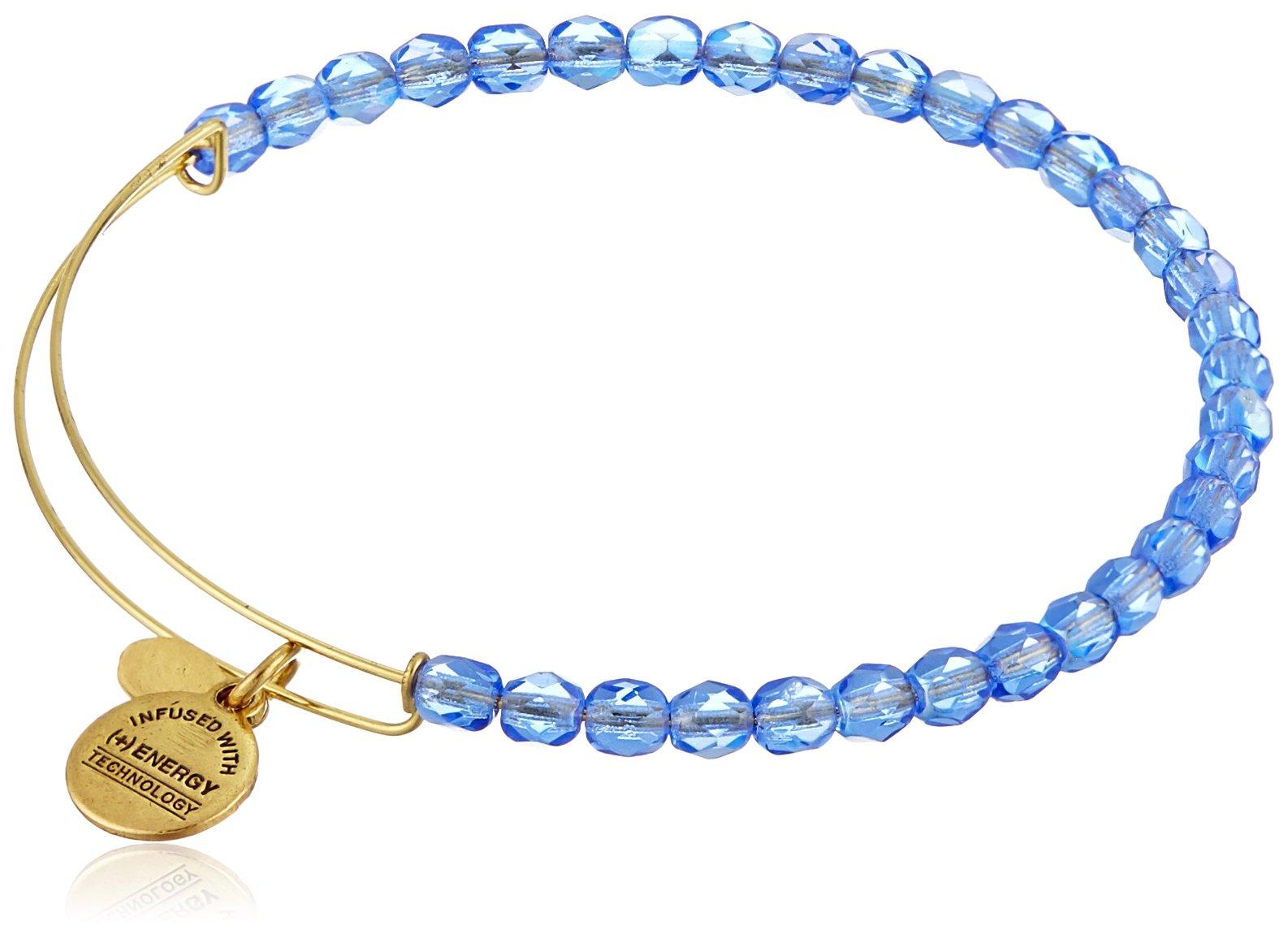 """Alex and ANI Bangle Bar Color Palette Rock Candy Expandable Bracelet, 2.75"""""""