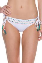 Becca by Rebecca Virtue Women's Quest Loop Tie Side Hipster Bottom
