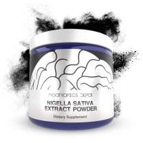 Nigella Sativa Extract Powder | 20 Grams | Minimum 5% Thymoquinone Content | Black Seed Oil Extract