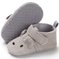 BENHERO Infant Baby Boys Girls Cartoon Shoes Soft Sole Non-Slip Newborn Toddler First Walker Crib Shoes