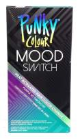 Punky Colour Purple To Turquoise Mood Switch Heat Activated Hair Color Change, Temporary Hair Effect