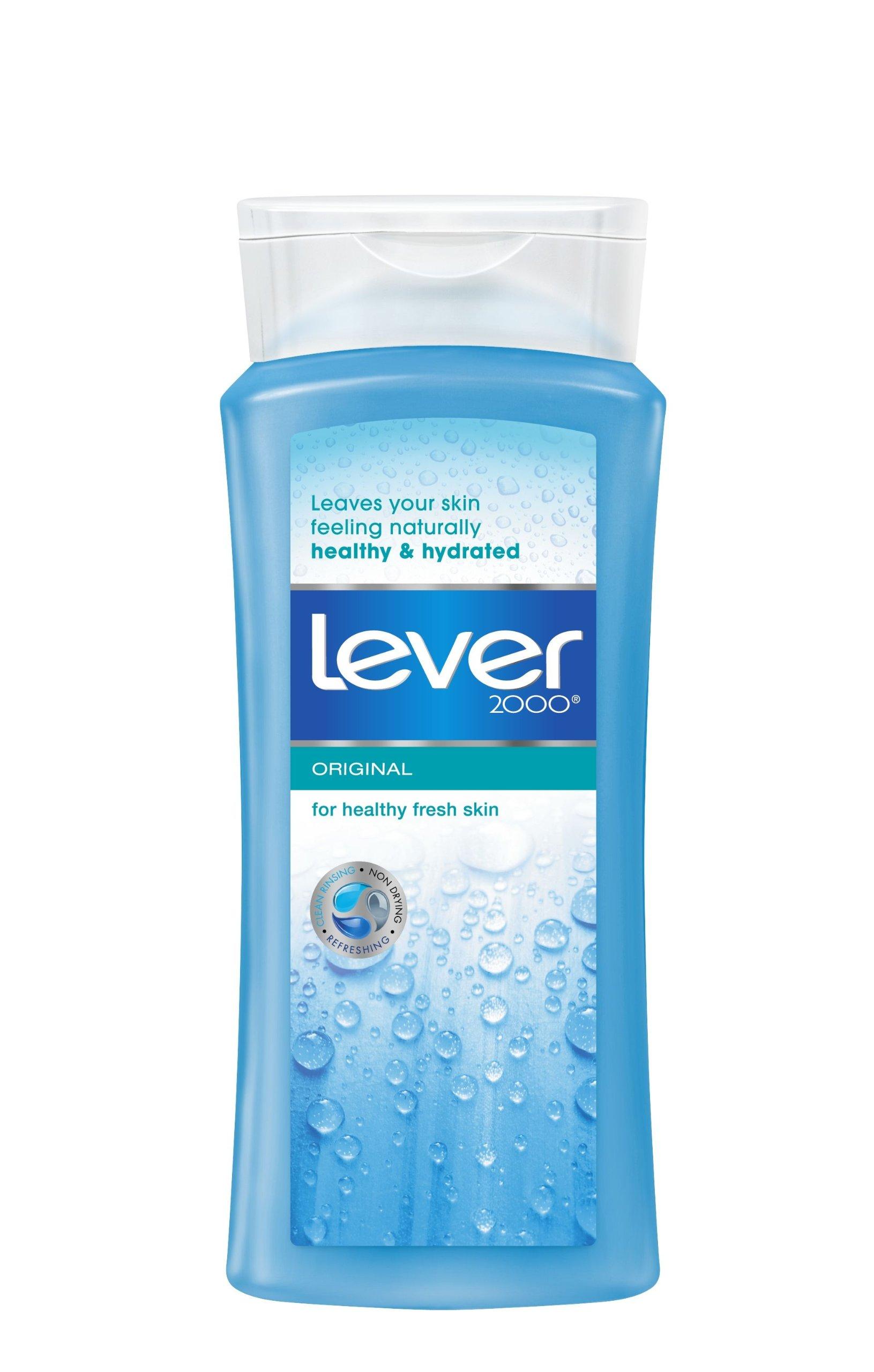 Lever 2000 Body Wash Original, 16.9 Ounce