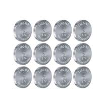 3.7V Rechargeable Cell Li-ion Button Battery 120mAh LIR2450 UL Certified for Bluetooth Earphone Light Game Controllers