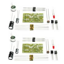 Gikfun Light Sound Delay Sensor Module Switch PCB Board Assemble Kit DIY for Arduino 2 Sets EK1899