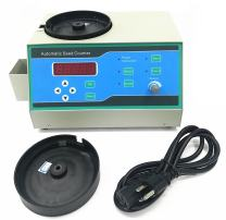 MXBAOHENG Sly-C Automatic Seed Counter Machine for Various Shapes Seeds 220V/110V (220V)