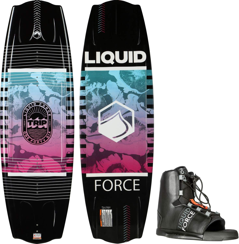 Liquid Force Trip SE Wakeboard w/Element Mens Bindings