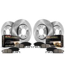 Power Stop KOE7025 Autospecialty Daily Driver OE Brake Kit