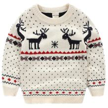 MULLSAN Children's Fireplace Lovely Sweater for Christmas Best Gift