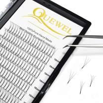 Volume Lash Extensions 3D 4D 5D 6D 7D 8D 0.07 0.10 MIX9-16 12-15 8-20mm C D Curl Premade Fans Volume Eyelash Extensions Long Stem(3D 0.07D 16mm)