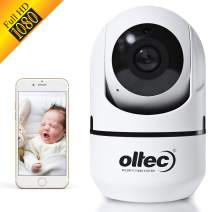 Security Camera WiFi Wireless IP Surveillance Camera Baby Video Monitor 1080p hd PTZ Indoor pan tilt Dog cat pet Remote Cloud Control Audio Nanny Move Motion Nursery Puppy Home