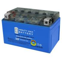 YTZ10SGEL - 12V 8.6AH 190 CCA - Gel SLA Power Sport Battery - Mighty Max Battery Brand Product
