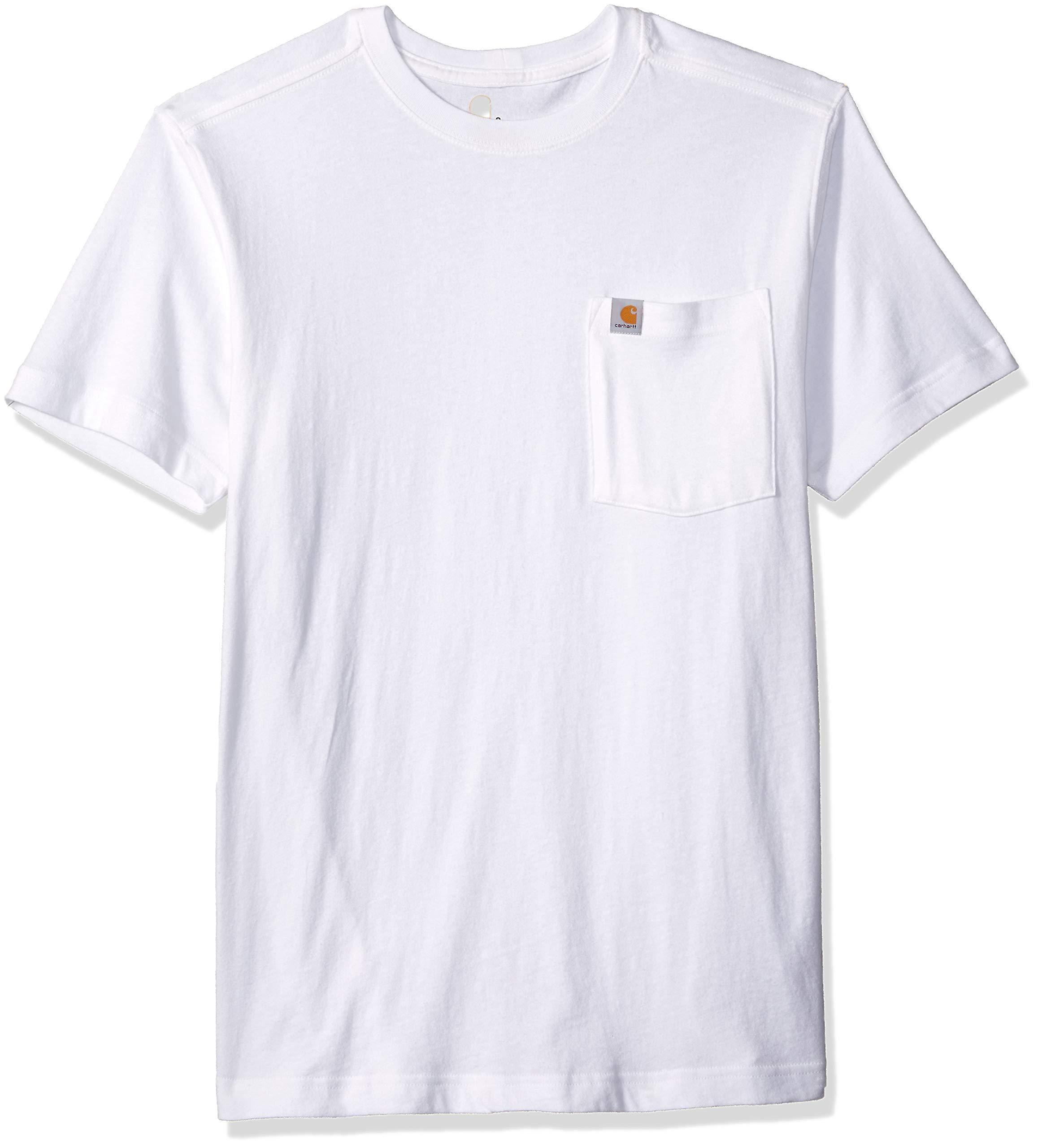 Carhartt Men's Maddock Pocket Short-Sleeve T-Shirt